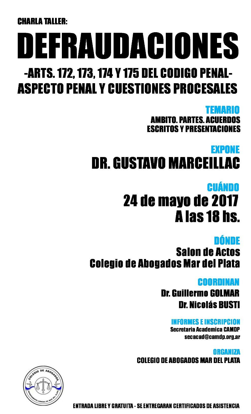 AFICHE-CHARLA-penal-24-5-17